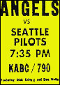 Angels & Pilots newspaper ad