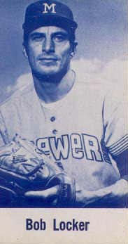 Bob Locker baseball card